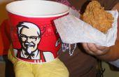 Seau KFC maléfique de la bonté