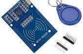 Lecteur RFID Arduino / Turorial MFRC522