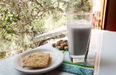 Lait d'arachide - boisson nutritive pour toute la famille.