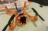 Petit et relativement bon marché FPV quadcopter