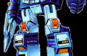 Transformation de Soundwave