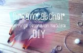 Dreamcatcher boucles d'oreilles Collier décoration bricolage
