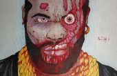 Portrait de Zombie