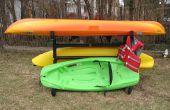 Comment faire un Rack de stockage extérieure Kayak