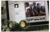 Comment faire des haut-parleurs portatifs avec bouteilles PET