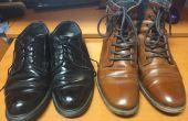 Comment faire briller les chaussures