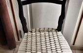 Chaise modernisé