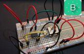 Compteur d'énergie électrique sans fil Billy Esp8266-12