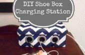 Comment faire pour la boîte à chaussures bricolage Station de recharge pour vos appareils