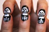 Les ongles Halloween