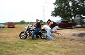 Comment faire démarrer une moto