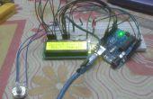 Détecter la température ambiante et l'affichage sur écran LCD en utilisant Simulink et Arduino UNO