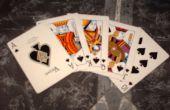 Cartes : Five Card Poker
