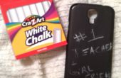 Chalk Board Phone Case