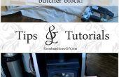 Comment construire votre propre bloc de boucher