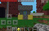 Minecraft comment à faire A Nether forteresse