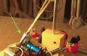 Astuce pour le dessoudage de composants trou (adaptation)