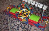 Construire le jeu de balle knex