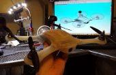 3D Quadcopter imprimé