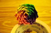 Six couleurs Duct Tape Rose