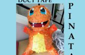 Indestructible Duct Tape Pinata
