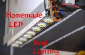 Faites votre propre éclairage Dimmable LED atelier ! (Très haute efficacité)
