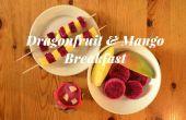 Du Dragon & mangue petit-déjeuner