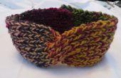 Tricoter avec un Twist : serre-tête ou Neckwarmer