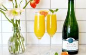 Mimosa recette