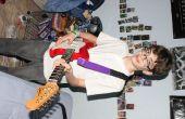 Ceinture à sangle guitare