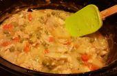 Pâté au poulet « Mijoteuse Pot »