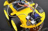 Installation de Bluetooth multi-fonctions voiture Smart pour Arduino contrôlée par téléphone portable