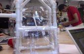 Maison d'oiseau PVC