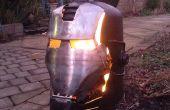 Ironman \ poêle à bois Machine de guerre