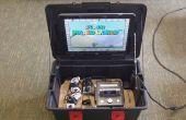 Portable tout-en-un jeu Console case
