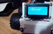 3D du corps pour les petites Unmanned Ground Vehicle