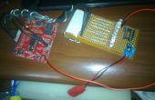 Patrons de LED à l'aide de launchpad msp430