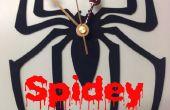 Horloge Spider-Man