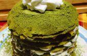 Comment faire cuire le Français Mills crêpes Cake