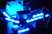 Voiture Nitro RC : Glow-in-the-Dark Mods !