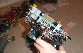 Knex pistolet, avec un nouveau ! mécanisme, un marteau de tir
