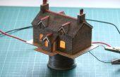 Trousses de carte pour modélisme ferroviaire, chemin de fer ou diorama