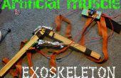 Construction d'un exosquelette pour l'Expo-sciences Google