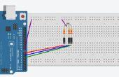 ARDUINO UNO - Anode de Commom RGB LED 3 couleurs clignotent à l'aide de Code Simple