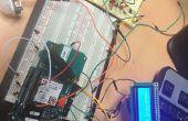Système de sécurité d'alarme GSM