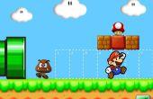 Super jeu de Mario PowerPoint de Quiz - jeux pour les professeurs d'anglais (ESL)
