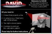 Scanner 3D David