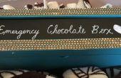 Boîte de chocolats d'urgence
