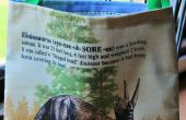 Comment faire un mini dinosaure Tote Bag