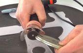 Comment faire une housse de protection de sécurité Mini DREMEL